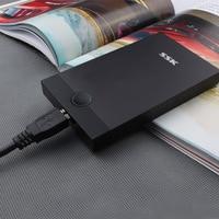 5 3 SSK SHE085 Aluminium Alloy USB 3.0 HDD Enclosure 2.5 Inch SATA USB HDD CASE Hard Disk Box External Hard Disk USB HDD Enclosure (5)