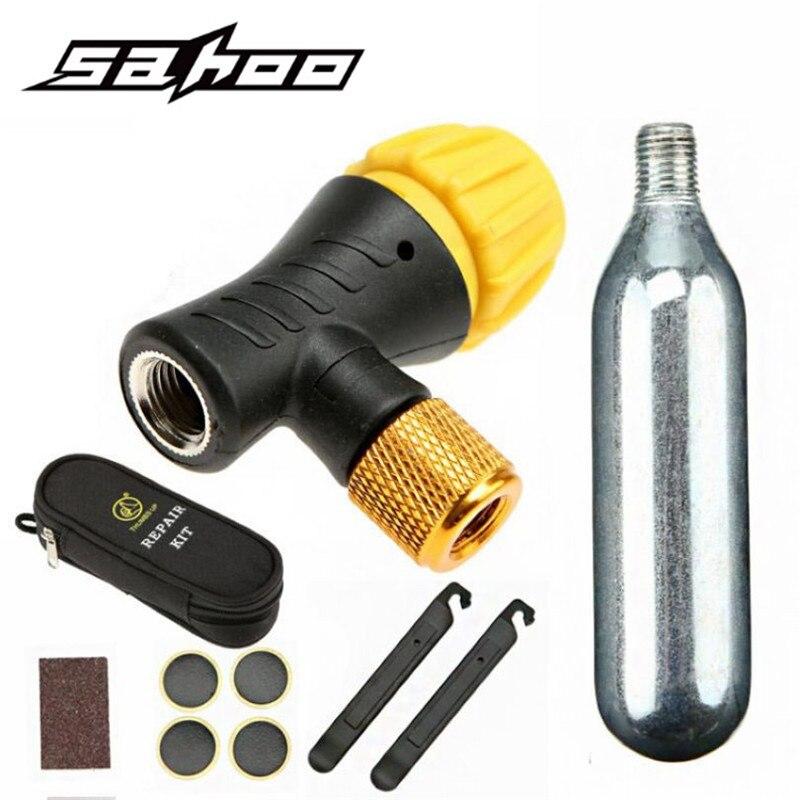 SAHOO Bicycle Bike Repairing Kit Tools Set Mini Portable ...