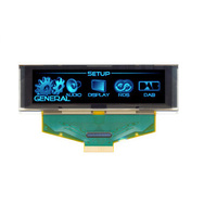 3.12 inch Blue OLED LCD Screen 256X64 OLED LCD LED Display Module with SSD1322 Drive IC for Arduino