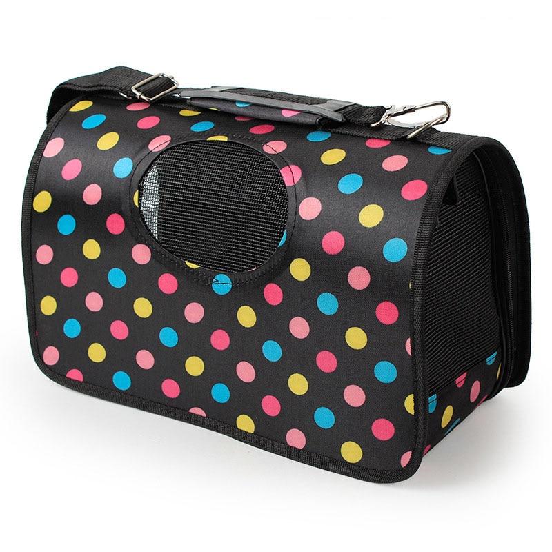 Pawstrip 6 Design Pet Dog Carrier Bag Chihuahua Travel Bag Outdoor Single Shoulder Bag For Small Dog Cat S/m/l #4