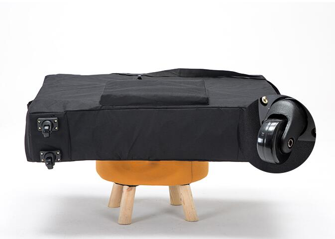 Us 62 1 10 Off Master Massage Universal Wheeled Table Carry Case Carrying Bag For In Furniture Accessories From On