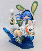 Huong Anime Figure 21 CM Dating War Date A Live Yoshino PVC Action Figure Model Toy Collectibles Brinquedos