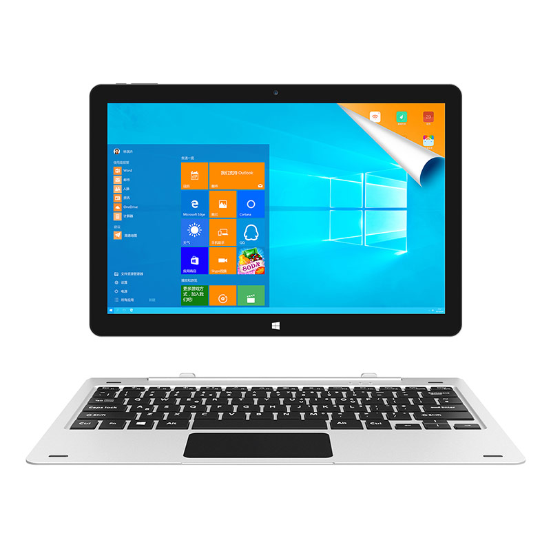 12.2 Inch Teclast tbook12 pro Dual OS Tablet tbook 12pro Cherry Trail Z8300 Quad Core Win10+Android 5.1 4GB+64GB HDMI все цены