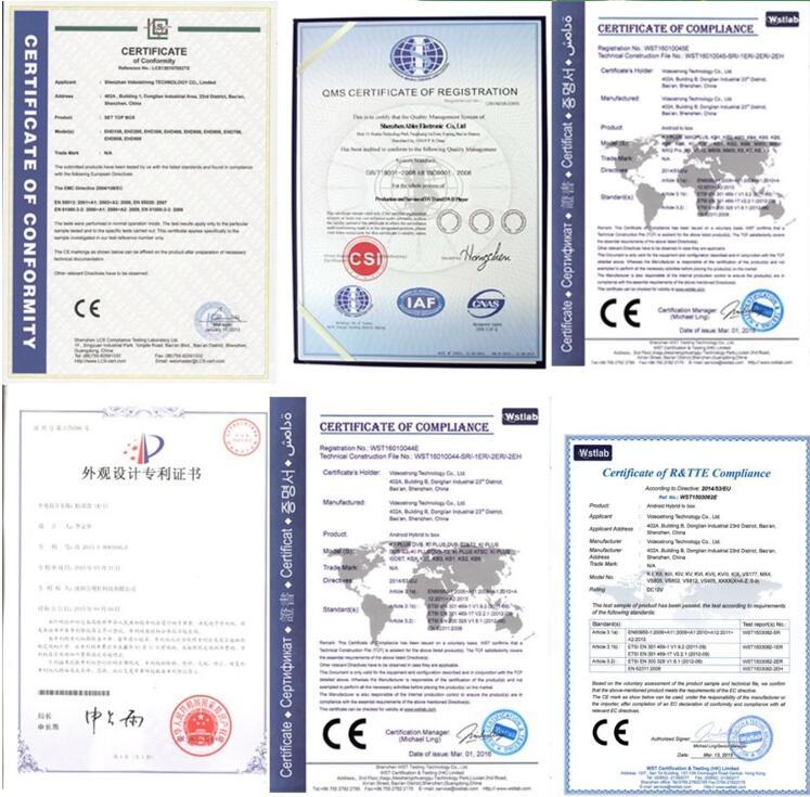certification 证书