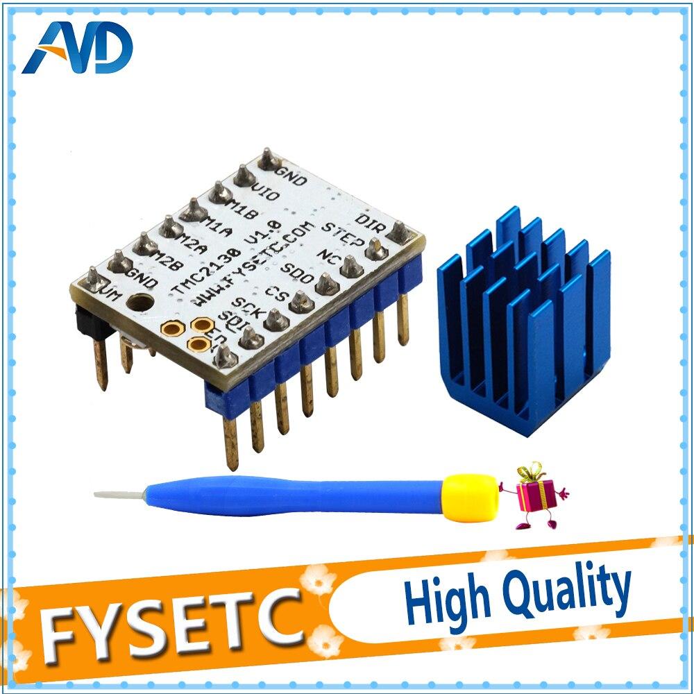3d Printer Parts e Accessories módulo tmc2130 stepper motor módulo Gift : Screwdrivers