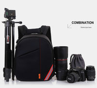 PROFESSIONAL Large Capacity Backpack Camera Case Bag FOR CANON NIKON SONY PENTAX PANASONIC SONY Laptop Bag