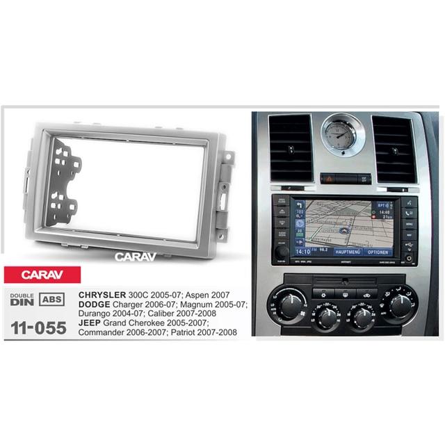 Chrysler 300 300c 2006 2d Small Dash Kit: CARAV 11 055 AUTO Radio Fascia Installation Facia Trim