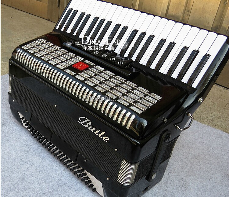 Free Shipping Accordion, 120 Bass 41 Keys Accordion, 120BS 41 Keys 7/2 Register Accordion