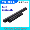 YSINSE Laptop Battery Replacement VGP BPS22 VGP BPS22A For Sony VAIO VPC E VPC E1Z1E VPC