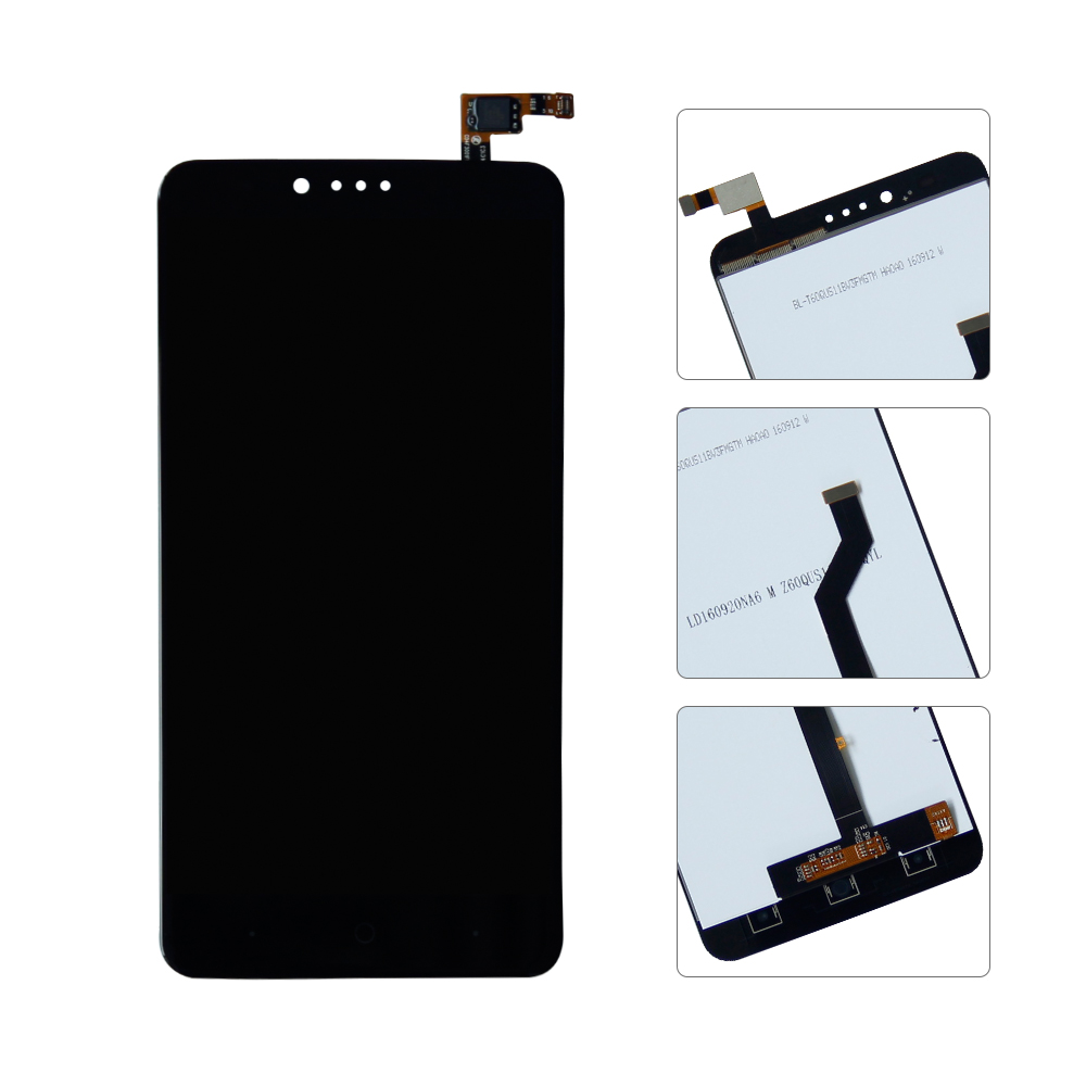 For ZTE ZMax Pro Z981 1920x1080 Lcd Display+Touch Glass Digitizer Assembly Free Tools ReplacementFor ZTE ZMax Pro Z981 1920x1080 Lcd Display+Touch Glass Digitizer Assembly Free Tools Replacement