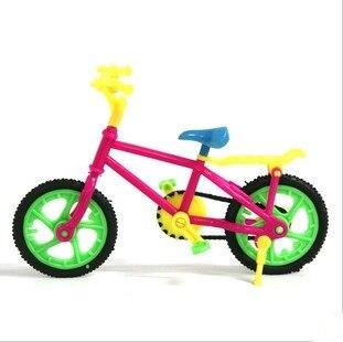Бесплатная доставка, Рождественский подарок на день рождения подарок винтаж велосипед для куклы барби