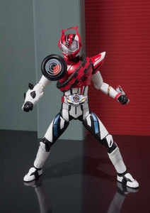 """Image 5 - Original BANDAI Tamashii las Naciones Unidas S H Figuarts (SHF) figura de acción Kamen Rider tipo de unidad muerto de calor de """"Kamen Rider conducir"""""""