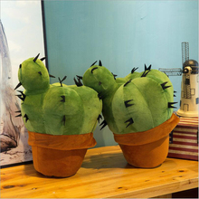 Creative Simulation Cactus Plush Toys Stuffed Doll Toy Home Office Ornaments Gift & Children Gifts