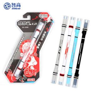 Zhigao Spinning pen spring Drop-resistant drop pen special beginner student practice
