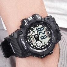 Wristwatch Digital Shock PANARS Military Sport Clock Luxury-Type Relogio Brand for Male