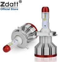 Zdatt ZES Car Headlight H4 H7 Led Bulb H1 H3 H8 H9 H11 HB3 HB4 9005