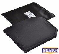Bulletproof Aramid Ballistic Panel E2 Stab Resistant Body Armor Soft NIJ Level IIIA 3A NIJ 0115