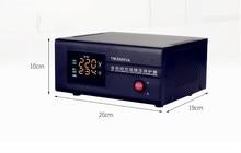 Freies Verschiffen 220 V Haushalt Spannungsstabilisator 2000 Watt einphasige vollautomatische Wechsel Stabilisierte Spannungsversorgung