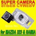 Авто камера заднего вида Для Mazda Haima Family Happin Premacy автомобилей назад выше обратный цвет Парковка линии водонепроницаемый Комплект Камеры GPS