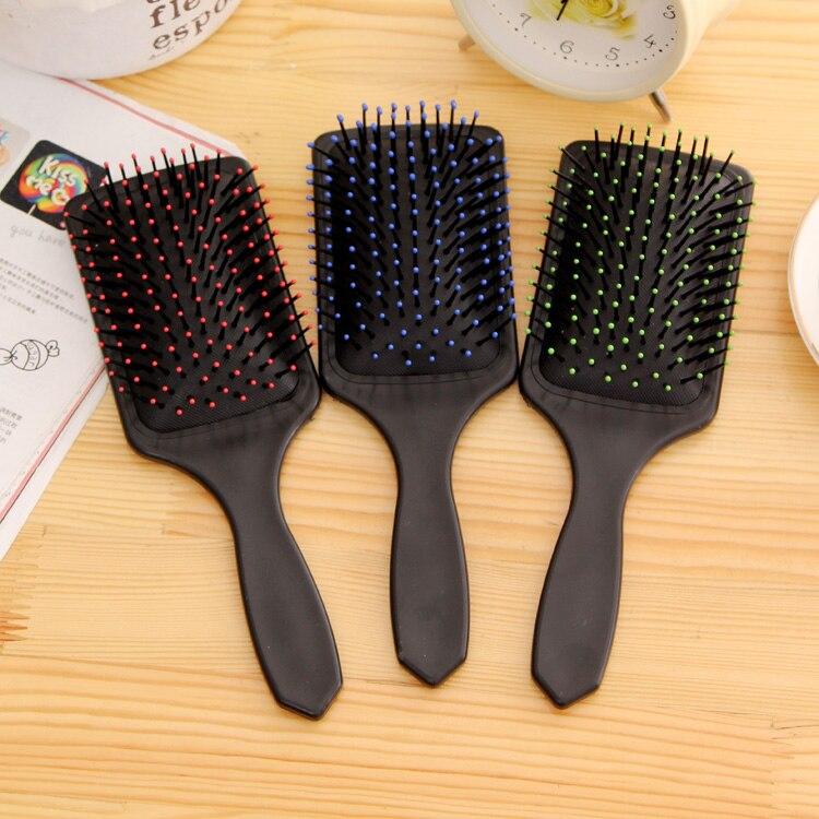 Профессиональные массажные щетки для волос
