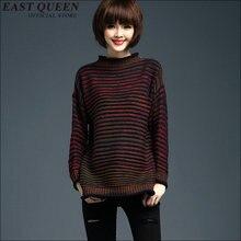 Для женщин свитера и пуловеры 2016 шерстяной ткани свитер для девочек зимние женские кашемировый свитер AA1584z
