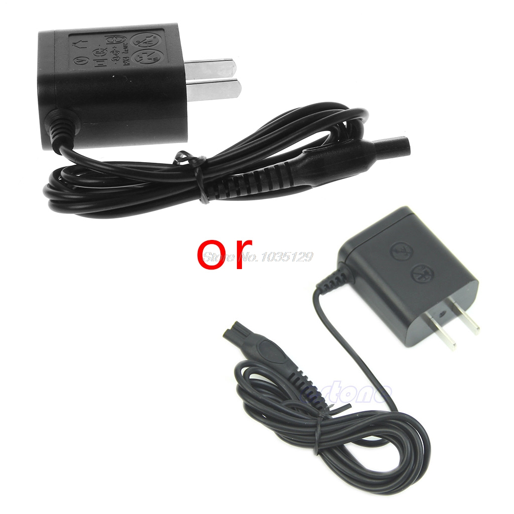Universal Power Charger Cord Adapter For Philips Norelco Shaver US Plug HQ8500