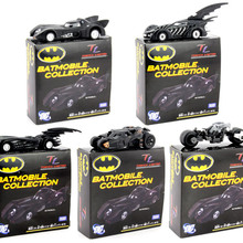 Diecast-Toys Car-Batmobile-Collection Metal-Model Car-Birthday-Gift Tomica Kids Boy