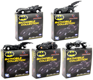 Tomica Car Batmobile Collection Diecast Toys Metal Model Car Birthday Gift For Kids Boy(China)