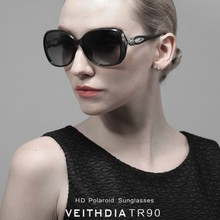 New Brand Retro Women Driving Sun Glasses Polarized Ladies Luxury Designer Sunglasses Eyewear Oculos De Sol
