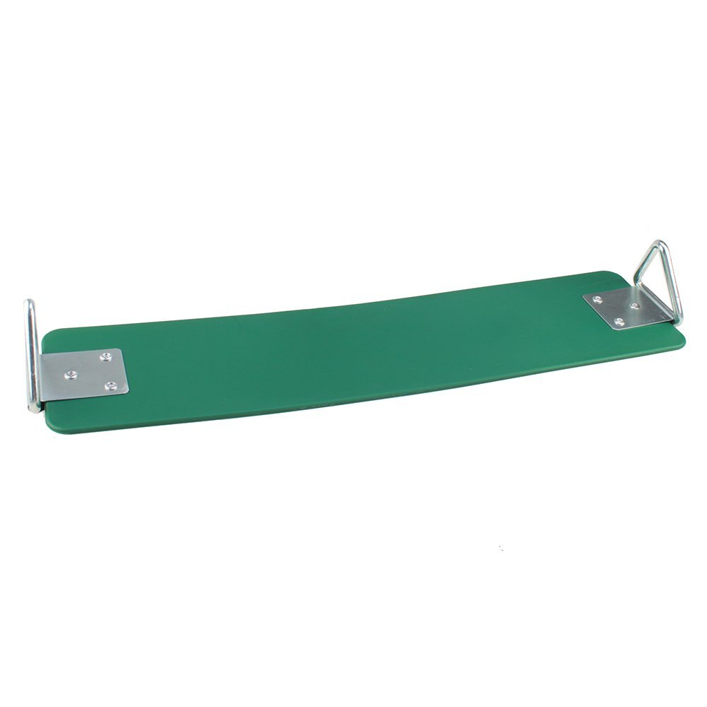 New 77.2*15*0.7cm Swing Seat with Metal Hook Dark Green, 300kg /660 LB Weight Limit