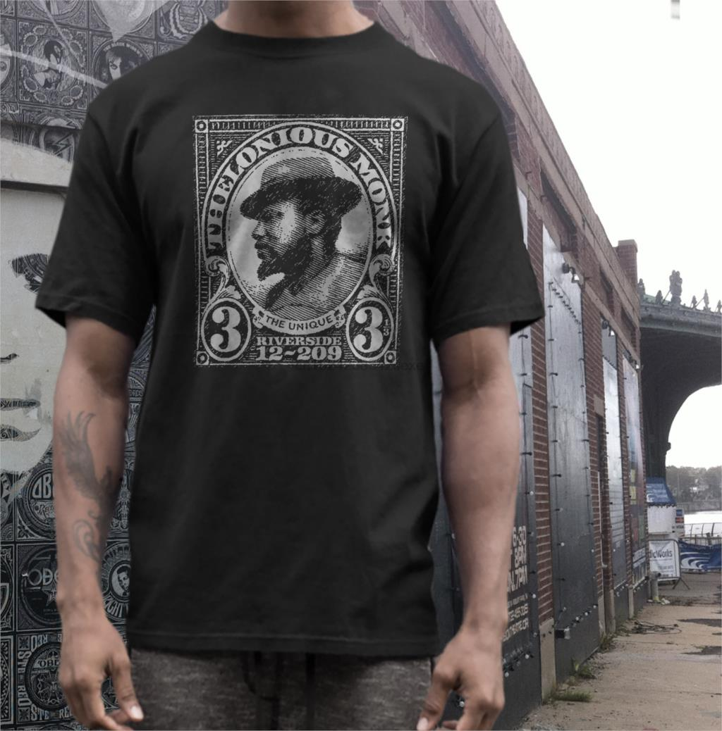 60aa6d5f0 Buy thelonious monk shirt and get free shipping on AliExpress.com