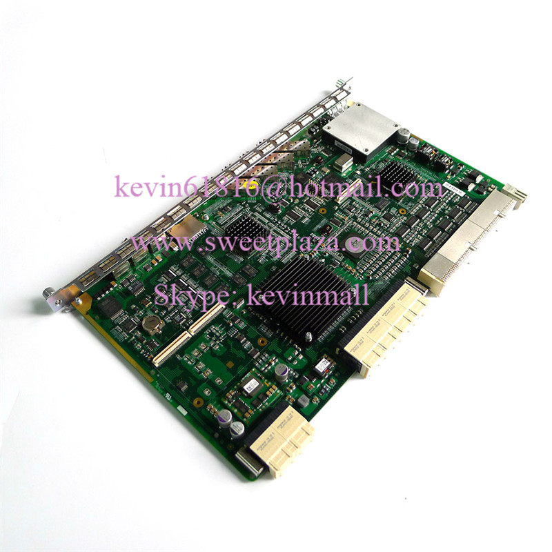 ZTE control-uplink 2 in 1 card for C300 OLT SCXN board with 4 x 1.25g ports