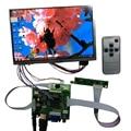 8.2 polegada 1280*800 IPS LCD Monitor de Tela de Exibição Kit DIY Raspberry Pi 3 hdmi vga av para xbox ps4 apoio prioridade zero auto carro