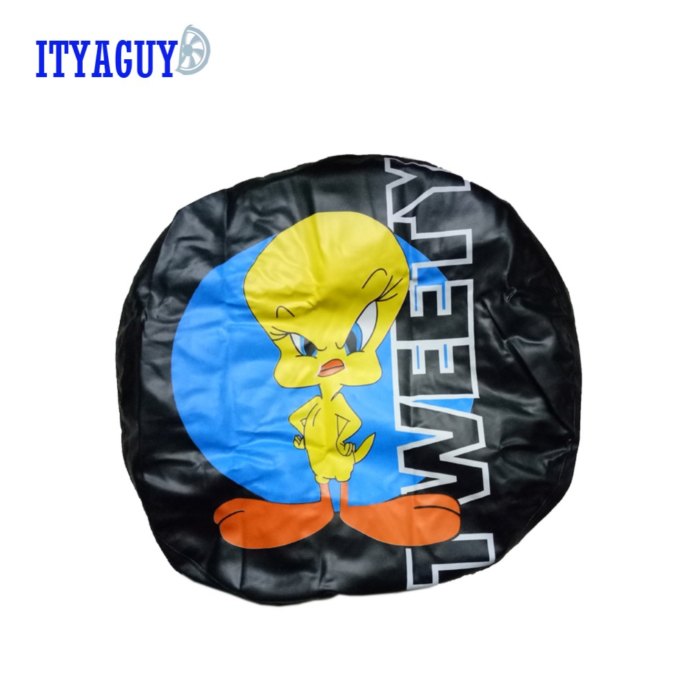 Car Accessories spare tire cover the custom 14