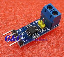 Sn65hvd230 can board сетевой приемо передатчик оценочный модуль