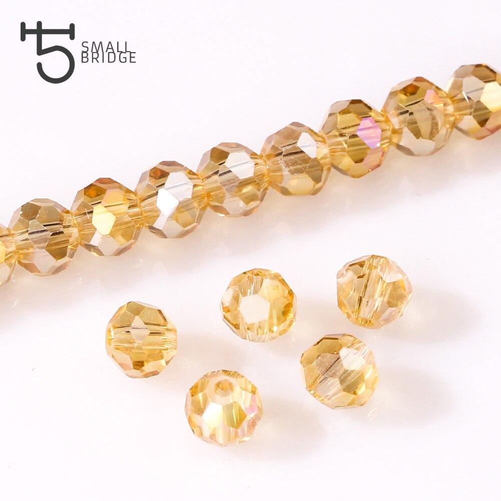 Ball Crystal Beads (4)