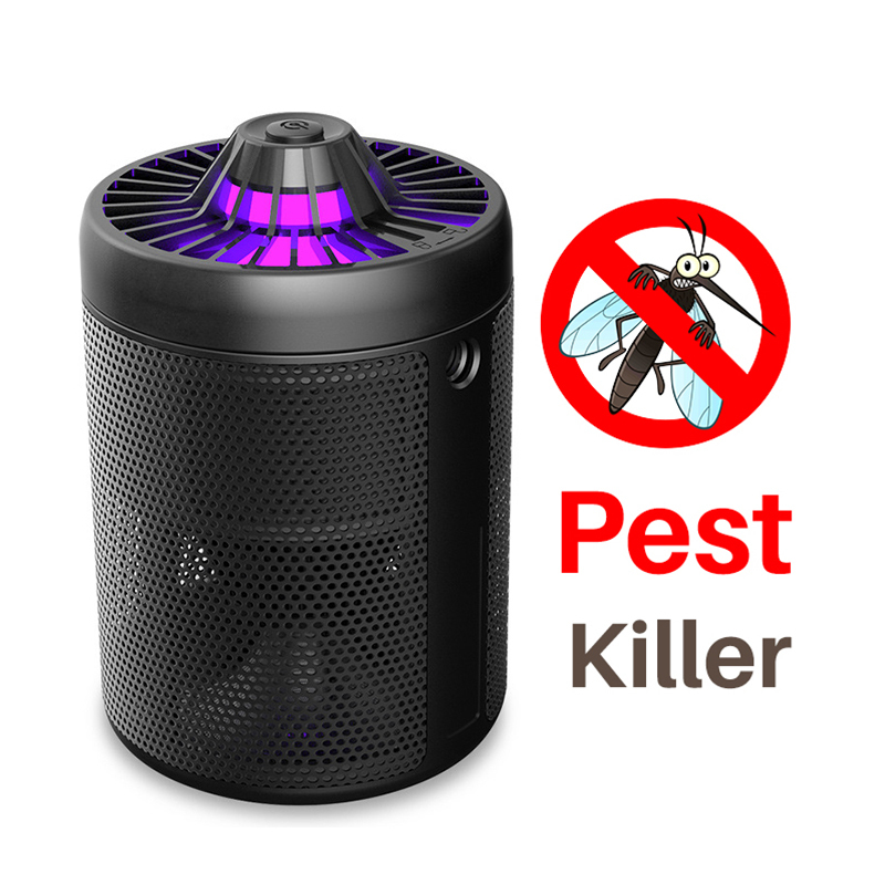 Smart LED UV Mosquito Killer Light USB Powered Trap Lamp Flies Killer Mosquito Repellent Catcher Pest Control Tools mini night light insect mosquito repellent mosquito flies housefly home safe free shipping