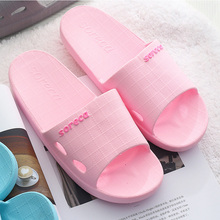 Women's Slippers Summer 2019 New Leisure Home Slippers Women's Slip-proof Eva Simple Indoor Bathroom Slippers summer leisure slippers for lovers