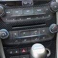 free shipping Car central dashboard carbon fiber sticker for Chevrolet Malibu 2013 2014
