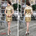 fall 2016 womans clothes plus size The traditional Chinese qipao dress cultivate one's morality    PJ4060