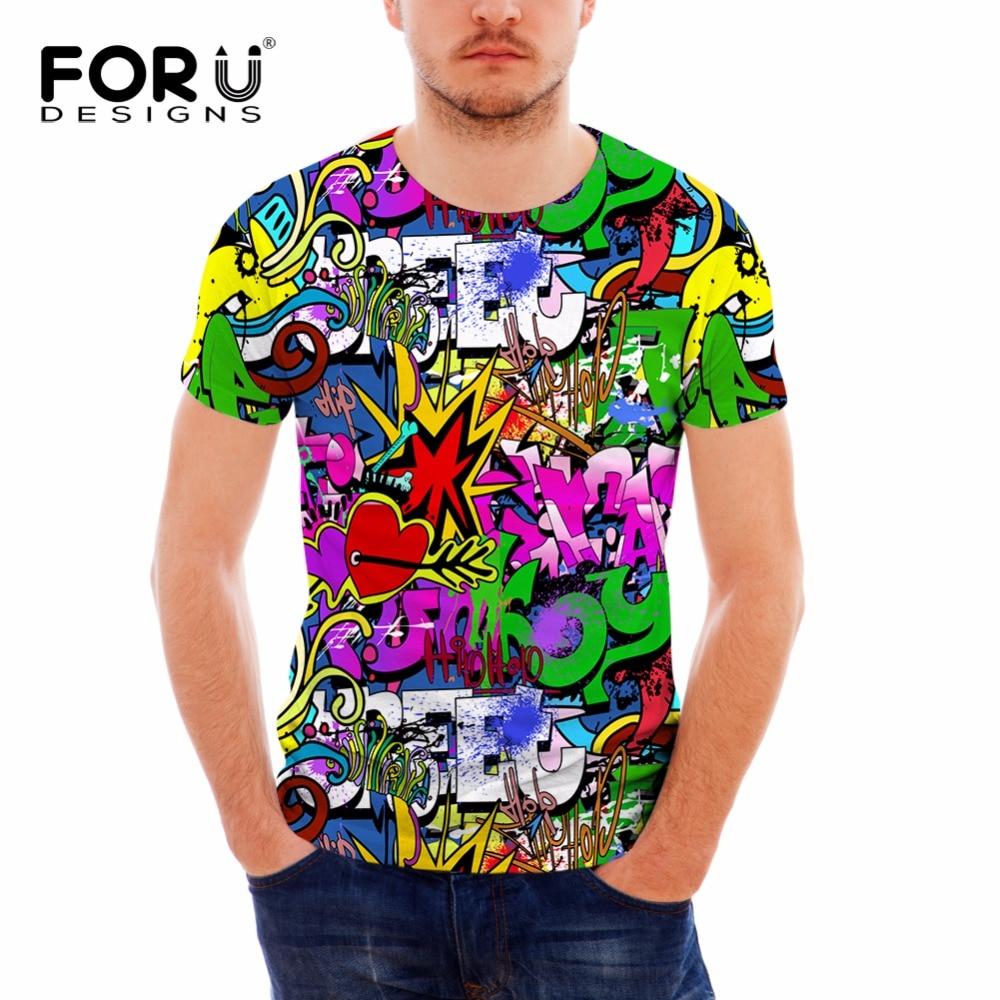 Forudesigns wholesale interesting t shirt free style for T shirt designs erstellen