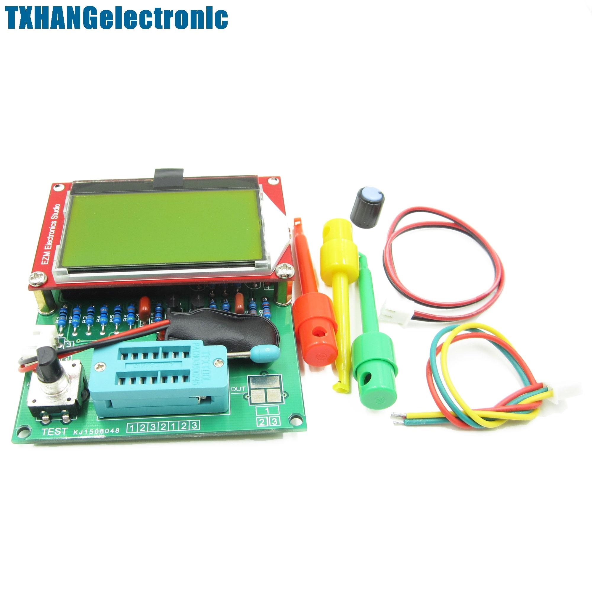 Best Seller 2016 Ezm328gm328rtransistor Tester Esr Frequency Transistor For Repair Meter Square Wave Genera