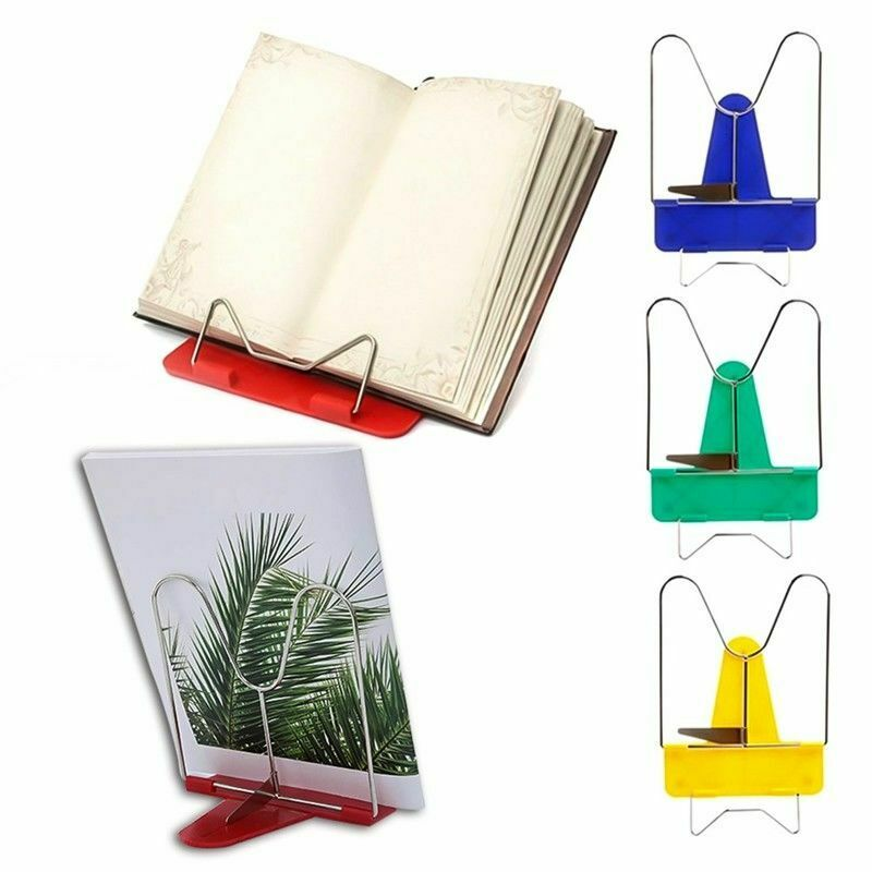 Portable Foldable Adjustable Frame Reading Document Holdnd Perfect For Reading Office Give You a Leisuer Book Stand BookrestPortable Foldable Adjustable Frame Reading Document Holdnd Perfect For Reading Office Give You a Leisuer Book Stand Bookrest