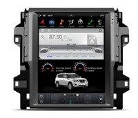 12.1 Inch Tesla Style Car No DVD Player GPS Navigation For Toyota Fortuner 2016+ Radio Stereo Unit Satnarv Multimedia Autoradio