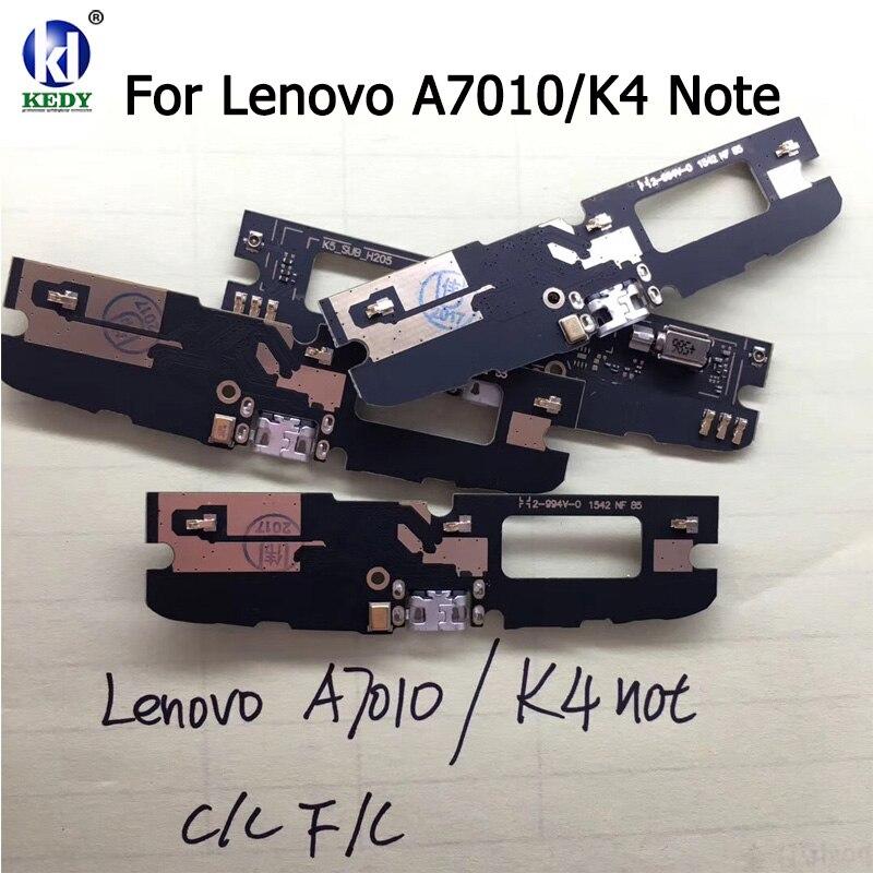 Nouveau USB De Charge Port Flex Câble Pour Lenovo Vibe K4 Note/A7010 Dock Connecteur De Charge Port Flex Câble
