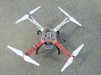 Aerops F450 Quadcopter Drone Kit with 2212 920kV Motors Emax 30A ESC Props Naze32 FSi6 Unassemble