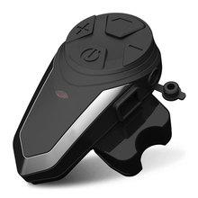 1PC BT – S3 1000m Motorcycle Intercom Bluetooth Helmet Headset FM BT Interphone Moto Intercomunicador+Mic for Group Intercom