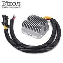 BJMOTO Motorcycle Voltage Regulator Rectifier for Polaris RZR 4 1000 900 XP INTL Turbo RZR 570 900 Sportsman 325 570 4013904 nicecnc atv clutch alignment tool for polaris sportsman 570 ranger diesel xp rzr 4 s 900 1000 turbo cnc aluminum