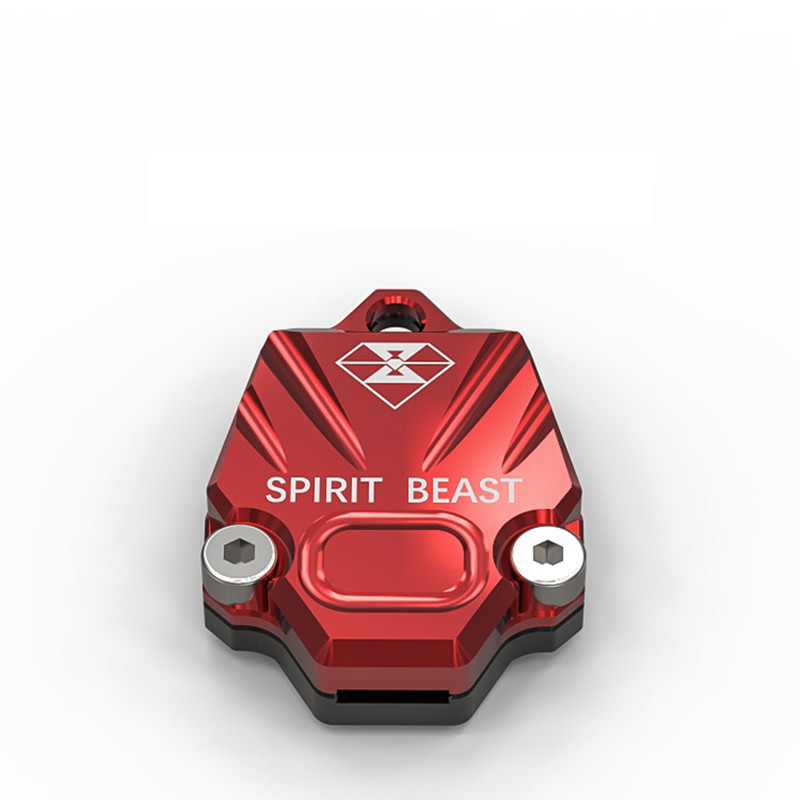 Spirit Beast Motorcycle Decoration Key Cover Accessories For Spring series NK150 Electric Door Lock <font><b>NK400</b></font> Key Cover image