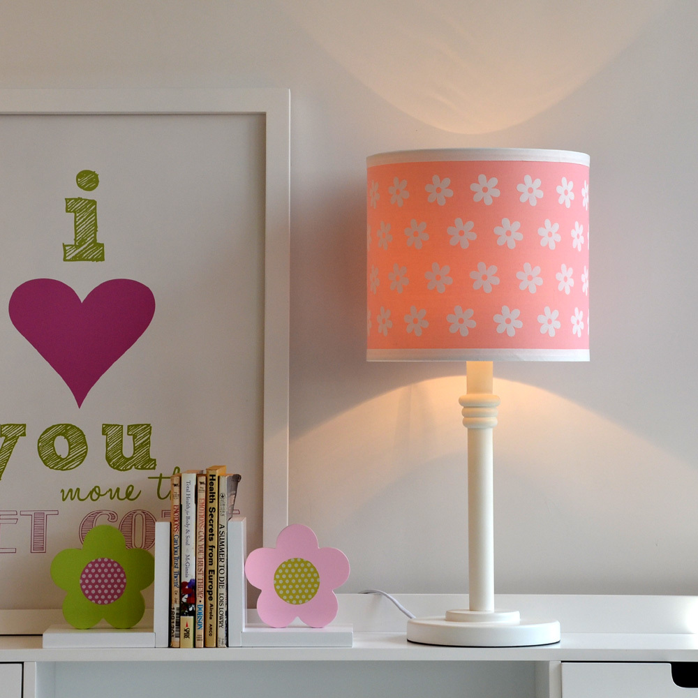 ikea childrens lighting. Pink Flowers Princess Children\u0027s Room Decor Minimalist Bedroom Bedside Lamp European Fashion Nordic IKEA Lighting-in Metal Halide Lamps From Lights Ikea Childrens Lighting E